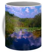 Reflecting In The Glades Coffee Mug