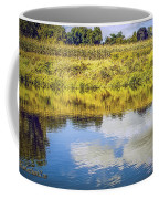 Reflecting On Corn Coffee Mug