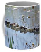 Reflecting On The Nice Spring Weather Coffee Mug
