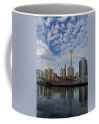 Reflecting On Toronto And Harbourfront  Coffee Mug