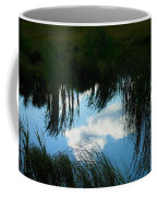 Reflecting The Grass Coffee Mug