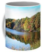 Reflecting Trees Coffee Mug