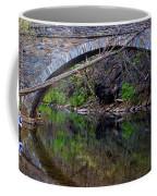 Reflecting While Fishing Coffee Mug