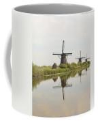 Reflecting Windmills Coffee Mug