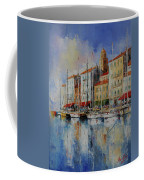 Reflection  -  St.tropez - France Coffee Mug