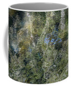 Reflection Art Coffee Mug by Roxy Hurtubise
