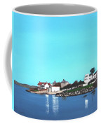 Reflections At Sandycove Coffee Mug