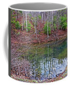 Reflection In The Lake Coffee Mug