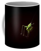 Reflection Of A Grasshopper Coffee Mug