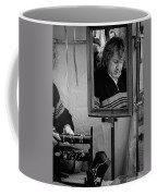 Reflection Of A Man Coffee Mug