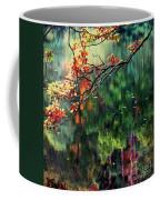 Reflection Of Autumn Coffee Mug