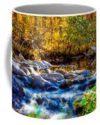 Reflection Of Autumns Natural Beauty Coffee Mug