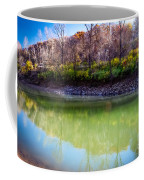 Reflection Of Beauty  Coffee Mug