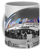 Reflection Of Colorful World Coffee Mug
