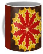 Reflection Of Fire Coffee Mug