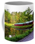 Reflection On The Pond Coffee Mug