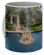 Reflection Pond At Ravine Gardens State Park Coffee Mug