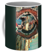 Reflection-venice Italy Coffee Mug