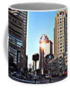 Reflections About Boston Coffee Mug