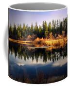 Reflections At Grace Lake Coffee Mug