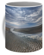 Reflections At Low Tide Coffee Mug