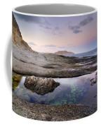 Reflections At Plomo Beach Coffee Mug