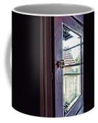 Reflections At The Landmark Des Moines Washington Coffee Mug