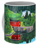 Reflections Coffee Mug by Barbara Griffin