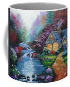 Reflections Cottage Coffee Mug