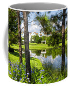 Reflections In A Tranquil Pond Coffee Mug