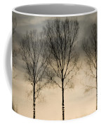 Reflections In Grey II Coffee Mug