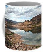 Reflections In The Blue Mesa Coffee Mug