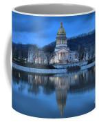 Reflections In The Kanawha River Coffee Mug