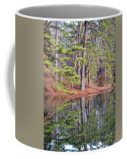 Reflections In The Pines Coffee Mug
