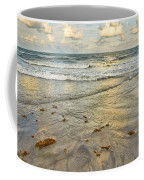 Reflections In The Sand Coffee Mug