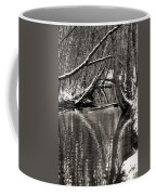 Reflections In The Snow Coffee Mug