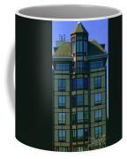 Reflections In Windows Coffee Mug