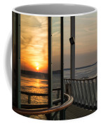 Reflections Of A Chesapeake Sunset Coffee Mug