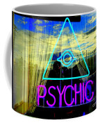Reflections Of A Psychic Coffee Mug