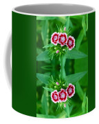 Reflections Of A Summer Bouquet Coffee Mug