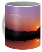 Reflections Of A Sunset Coffee Mug
