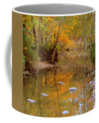 Reflections Of An Autumn Day Coffee Mug