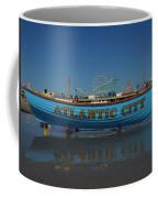 Reflections Of Atlantic City Coffee Mug