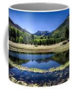 Reflections Of Blue  Coffee Mug