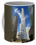 Reflections Of Chicago Coffee Mug