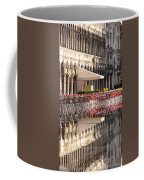 Reflections Of Saint Mark's Square -day Coffee Mug