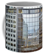 Reflections Of The Capitol Building In Denver Colorado Coffee Mug