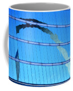 Reflections Of The St Louis Arch Coffee Mug
