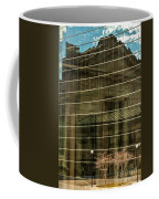 Reflections Of Union Station Coffee Mug