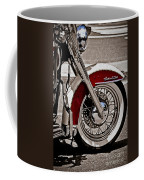 Reflections On A Motorcycle Coffee Mug